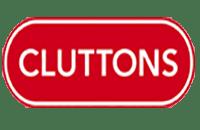Cluttons Logo