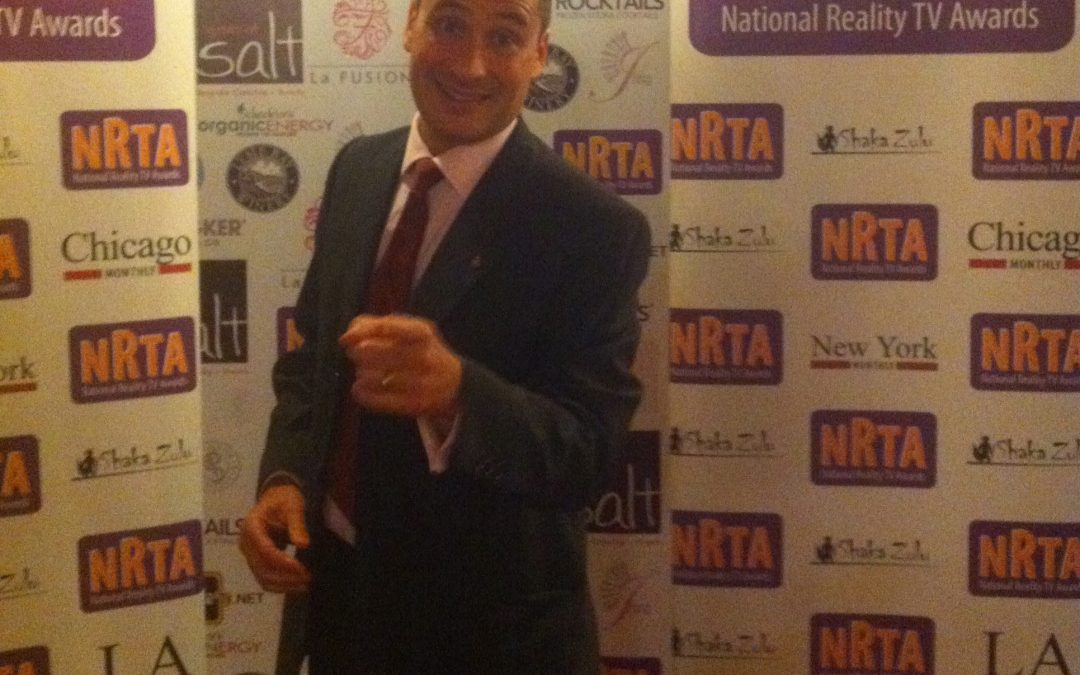 The National Reality TV Awards 2012 hires the Stars Favourite Magician