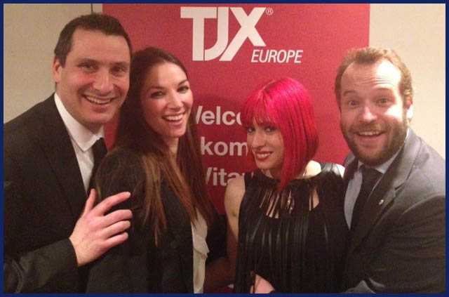 TJX Europe Corporate Magician!