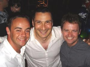 Darryl with Ant n Dec